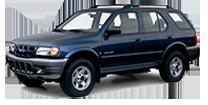Isuzu Front brake pads (all) replacement