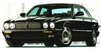 Jaguar Rear brake pads (all) replacement
