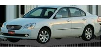 Kia Rear brake pads (all) replacement