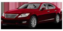 Lexus Rear brake pads (all) replacement